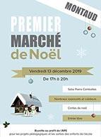 Marché de Noël à Montaud