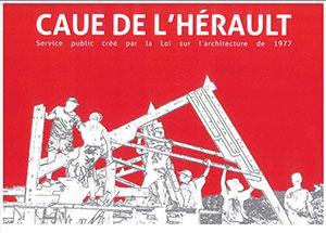 Affiche projet construction