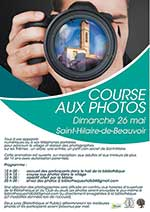 Course aux photos