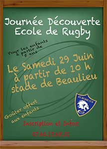 Découverte rugby